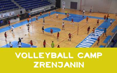 VOLLEYBALL CAMP ZRENJANIN