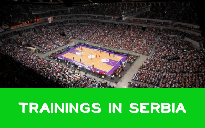 TRAININGS IN SERBIA