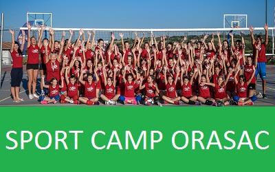 SPORT CAMP ORASAC