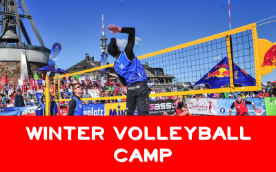 WINTER VOLLEYBALL CAMP